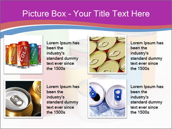 Containers With Colors PowerPoint Template - Slide 14