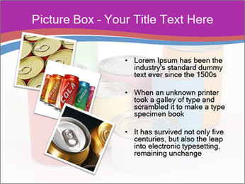 Containers With Colors PowerPoint Template - Slide 17