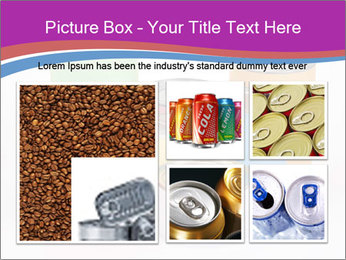 Containers With Colors PowerPoint Template - Slide 19