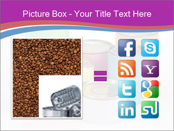 Containers With Colors PowerPoint Template - Slide 21