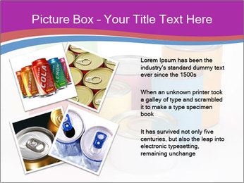 Containers With Colors PowerPoint Template - Slide 23