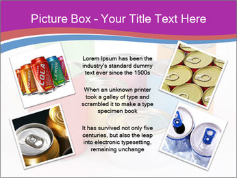 Containers With Colors PowerPoint Template - Slide 24
