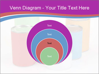 Containers With Colors PowerPoint Template - Slide 34