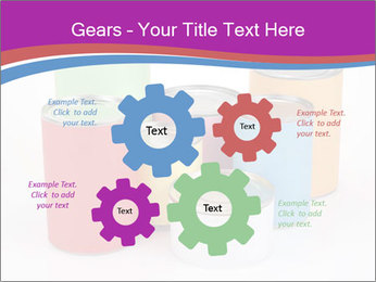 Containers With Colors PowerPoint Template - Slide 47