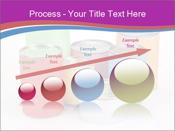 Containers With Colors PowerPoint Template - Slide 87