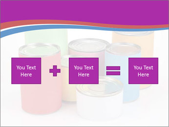 Containers With Colors PowerPoint Template - Slide 95