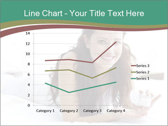 Beautiful Brunette Lady PowerPoint Template - Slide 54