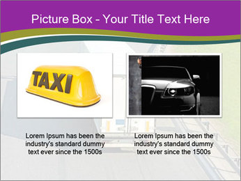 Truck On Road PowerPoint Template - Slide 18