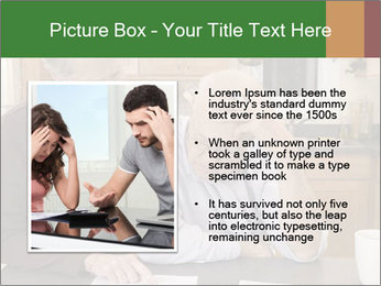 Frustrated Grandfather PowerPoint Template - Slide 13
