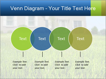 House And Green Lawn PowerPoint Templates - Slide 32