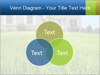House And Green Lawn PowerPoint Templates - Slide 33