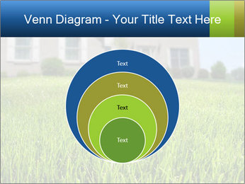 House And Green Lawn PowerPoint Templates - Slide 34