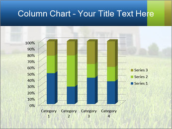 House And Green Lawn PowerPoint Template - Slide 50