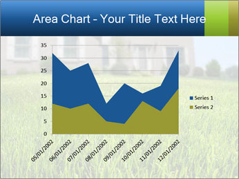House And Green Lawn PowerPoint Template - Slide 53
