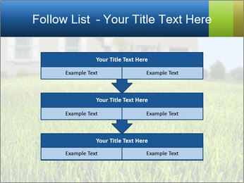House And Green Lawn PowerPoint Templates - Slide 60
