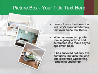 White Sofa And Coffee Table PowerPoint Templates - Slide 17