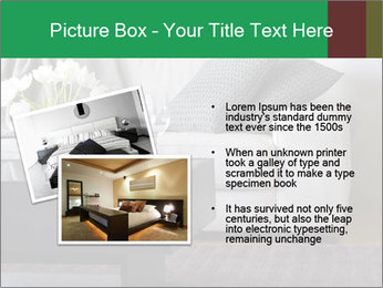 White Sofa And Coffee Table PowerPoint Templates - Slide 20