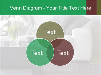 White Sofa And Coffee Table PowerPoint Templates - Slide 33