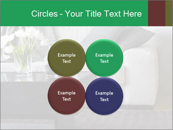 White Sofa And Coffee Table PowerPoint Templates - Slide 38