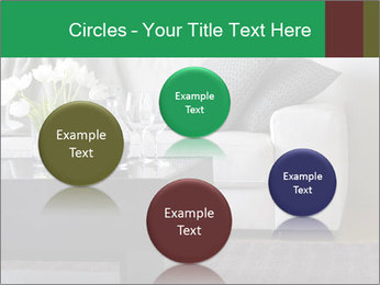 White Sofa And Coffee Table PowerPoint Templates - Slide 77