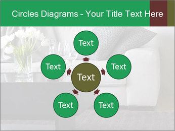 White Sofa And Coffee Table PowerPoint Template - Slide 78