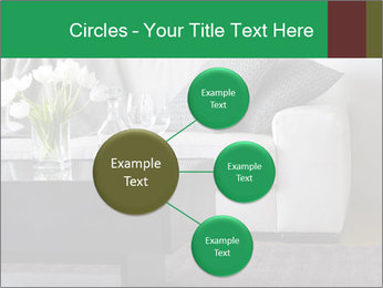 White Sofa And Coffee Table PowerPoint Templates - Slide 79