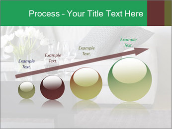 White Sofa And Coffee Table PowerPoint Templates - Slide 87