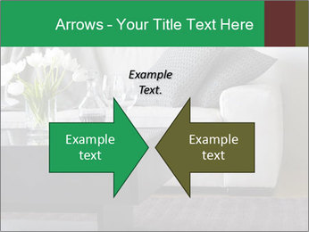 White Sofa And Coffee Table PowerPoint Templates - Slide 90