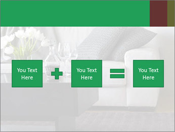 White Sofa And Coffee Table PowerPoint Templates - Slide 95