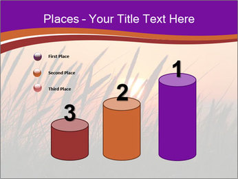 Sunset In Wheat Field PowerPoint Template - Slide 65