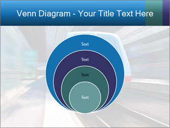 Modern high speed train PowerPoint Template - Slide 34