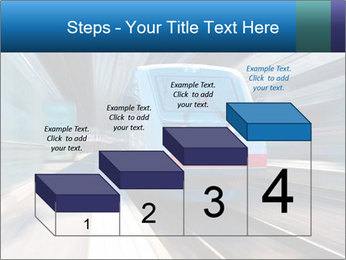 Modern high speed train PowerPoint Template - Slide 64