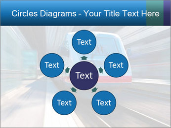 Modern high speed train PowerPoint Template - Slide 78