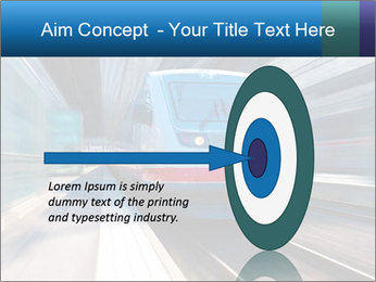 Modern high speed train PowerPoint Template - Slide 83