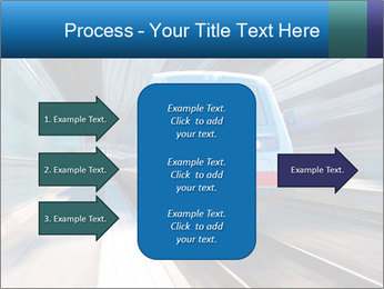 Modern high speed train PowerPoint Template - Slide 85