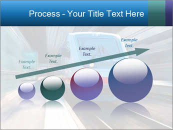 Modern high speed train PowerPoint Template - Slide 87