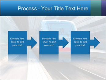 Modern high speed train PowerPoint Template - Slide 88