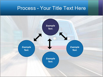 Modern high speed train PowerPoint Template - Slide 91