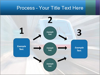 Modern high speed train PowerPoint Template - Slide 92