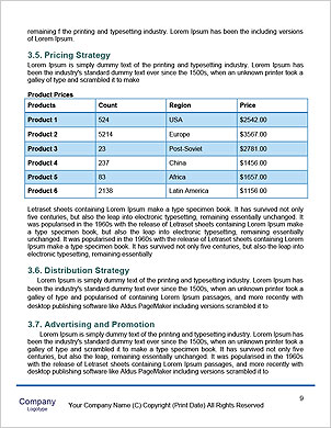 0000090101 Word Template - Page 9