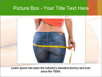 Beautiful female body PowerPoint Templates - Slide 15