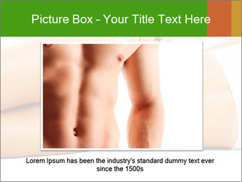 Beautiful female body PowerPoint Templates - Slide 16