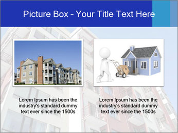 Apartment building. New house. Real Estate. PowerPoint Template - Slide 18