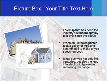 Apartment building. New house. Real Estate. PowerPoint Template - Slide 20