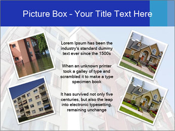 Apartment building. New house. Real Estate. PowerPoint Template - Slide 24