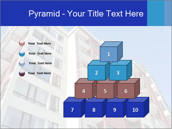 Apartment building. New house. Real Estate. PowerPoint Template - Slide 31