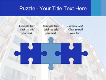 Apartment building. New house. Real Estate. PowerPoint Template - Slide 42
