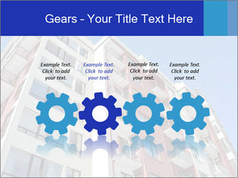 Apartment building. New house. Real Estate. PowerPoint Template - Slide 48