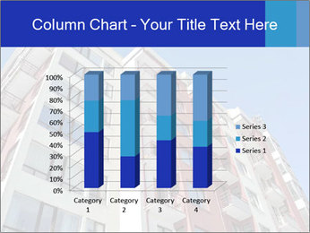 Apartment building. New house. Real Estate. PowerPoint Template - Slide 50