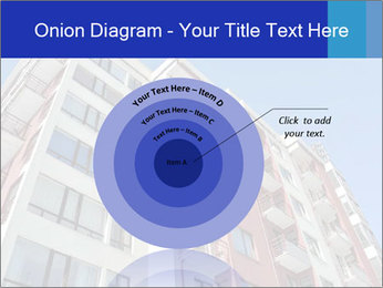 Apartment building. New house. Real Estate. PowerPoint Template - Slide 61